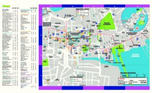 Downtown Boston Map Pdf.Map Of Downtown Salem Ma Haunted Happenings In Salem