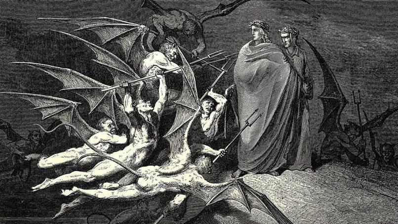 Dante's Inferno - Live Score by Maurizio Guarini (GOBLIN ...